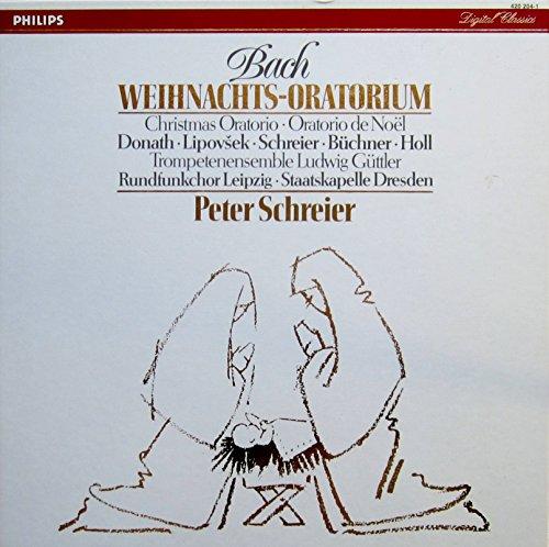 Bach , Johann Sebastian - Weihnachts-Oratorium BWV 248 (Schreier) (Box-Set) (Vinyl)