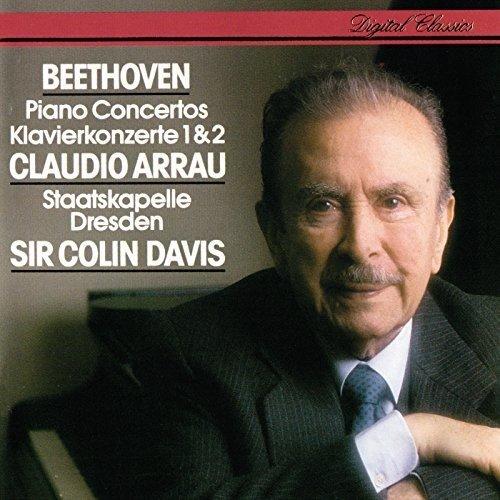 Beethoven , Ludwig van - Piano Concertos 1 & 2 (Arrau, Davis)