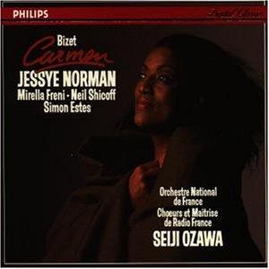 Bizet , George - Carmen (Norman, Freni, Shicoff, Estes, Ozawa)