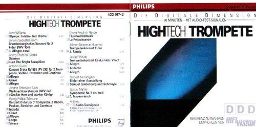 Sampler - Hightech Trompete - Die digitale dimension