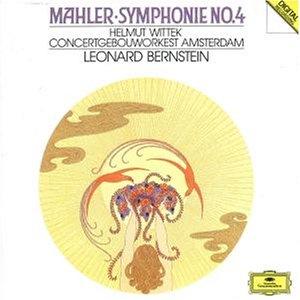 Mahler , Gustav - Symphonie No. 4 (Wittek, Bernstein, RCO)