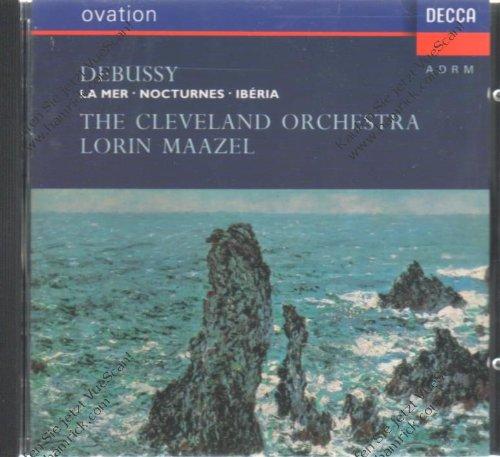 Debussy , Claude - La mer - nocturnes- iberia