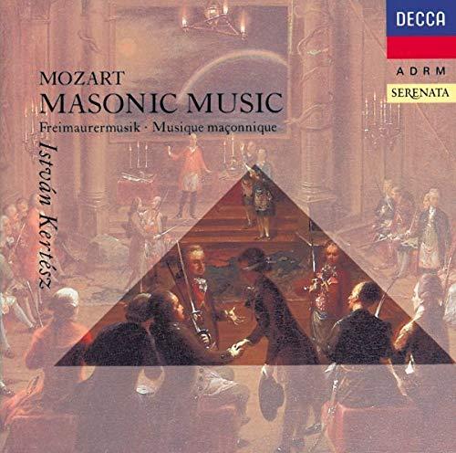 Mozart , Wolfgang Amadeus - Masonic Music (Krenn, Krause)
