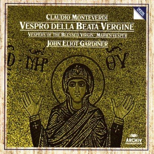 Monteverdi , Claudio - Vespro Della Beata Vergine / Magnificat 2 (Gardiner)
