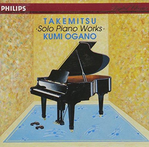 Takemitsu , Toru - Solo Piano Works (Ogano)