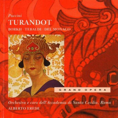 Puccini , Giacomo - Turandot (GA) (Erede)