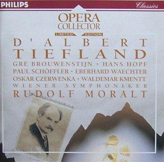D'Albert , Eugen - Tiefland (GA) (Moralt, Wiener Symphoniker)