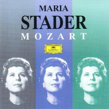 Stader , Maria - Maria Stader singt Mozart
