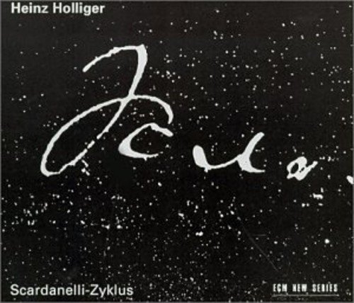 Hollinger , Heinz - Scardanelli-Zyklus (1975-1991)