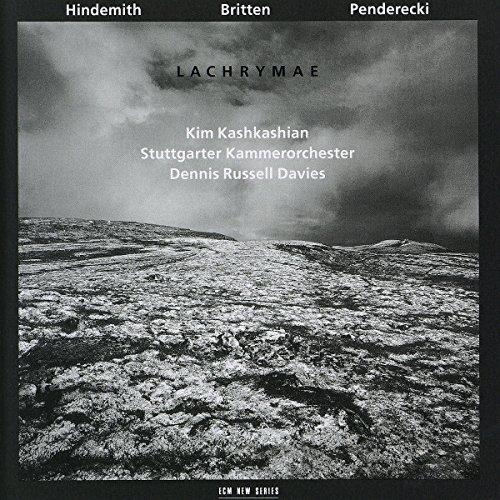 Kashkashian , Kim - Lachrymae / Trauermusik / Violakonzert - Britten / Hindemith / Penderecki (Davies, SKO)