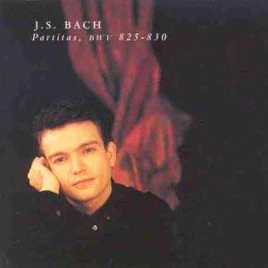 Bach , Johann Sebastian - Partitas, BWV 825-830 (Rousset)