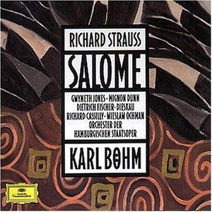 Strauss , Richard - Salome (GA) (Jones, Dunn, Fischer-Dieskau, Cassilly, Ochman, Böhm)