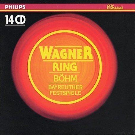 Wagner , Richard - Der Ring des Nibelungen - Bayreuther Festspiele 1967 (Böhm)(14CDBOX)