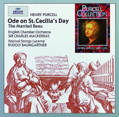 Purcell , Henry - Ode On St. Cecilia's Day / The Married Beau (Mackerras, Baumgartner)