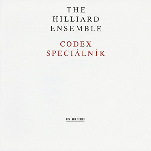 Hilliard Ensemble , The - Codex Specialnik