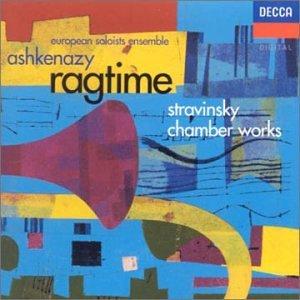 Stravinsky , Igor - Ragtime - Chamber Works (ESE, Ashkenazy)