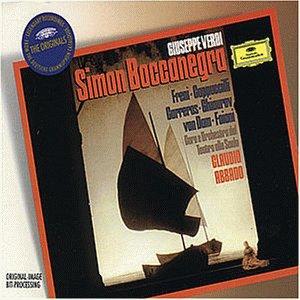 Verdi , Giuseppe - Simon Boccanegra (Freni, Abbado)