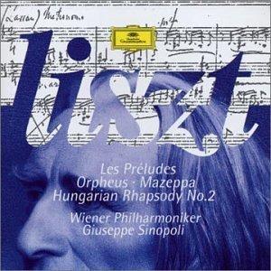 Liszt , Franz - Orchesterwerke