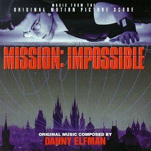 Elfmann , Danny - Mission impossible (Score)