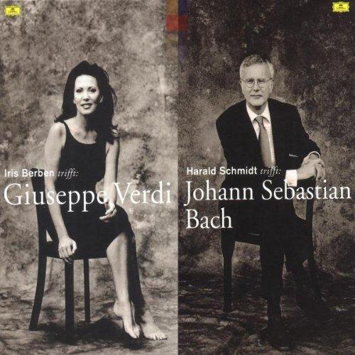 Sampler - Harald Schmidt trifft Bach / Iris Berben trifft Verdi