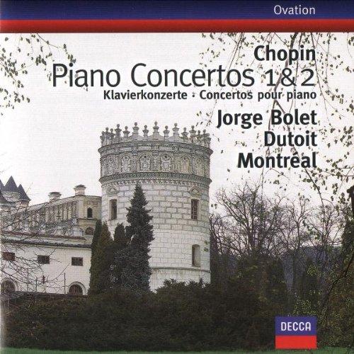 Chopin , Frederic - Piano Concertos 1&2 (Bolet, Dutoit)