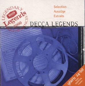 Sampler - Decca Legends Sampler 2000
