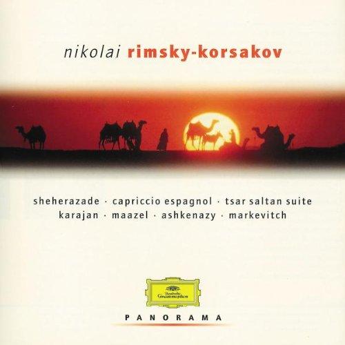 Rimsky-Korsakov , Nikolai - Scheherazade / Capriccio Espagnol / Hummelflug u. a.