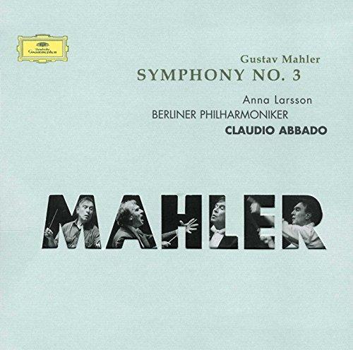 Mahler , Gustav - Symphony No. 3 (Abbado, Larsson, BP)