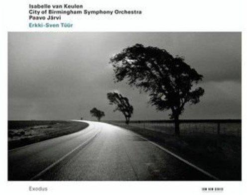 Keulen , Isabelle & Järvi , Paavo - Tüür: Concerto For Violin And Orchestra / Aditus / Exodus (COBSO)