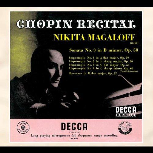 Magaloff , Nikita - Chopin Recital