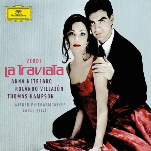 Verdi , Giuseppe - La Traviata (GA) (Netrebko, Villazon, Hampson, Rizzi) (Limited Edition)