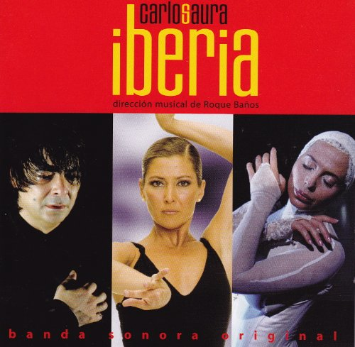 Soundtrack - Iberia (Carlos Saura)