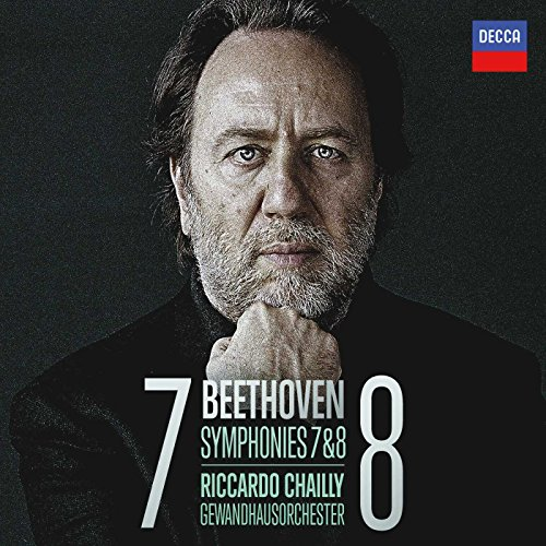 Beethoven , Ludwig van - Symphonies 7&8 (Chailly)