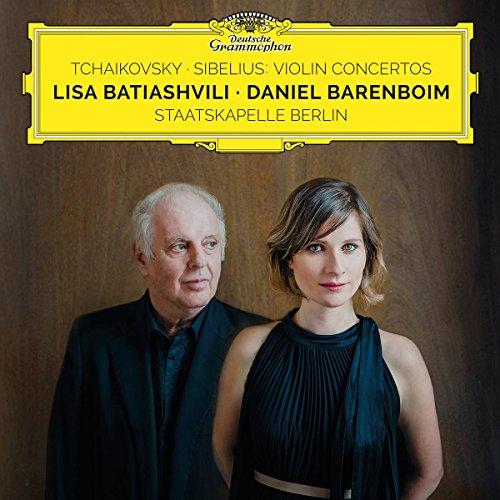 Daniel Barenboim (Künstler), Peter Iljitsch Tschaikowsky (Komponist), Jean Sibelius (Komponist) Lisa Batiashvili (Künstler) - Tchaikovsky & Sibelius: Violin Concertos