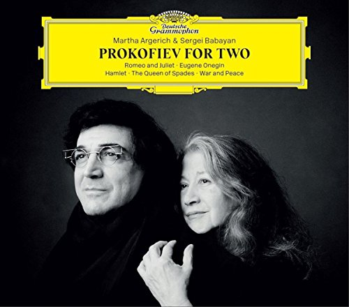- Prokofiev for Two