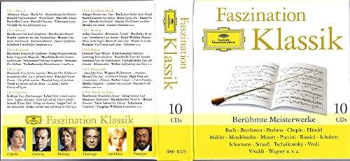 Sampler - Faszination Klassik - Berühmte Meisterwerke (10-CD BOX SET)