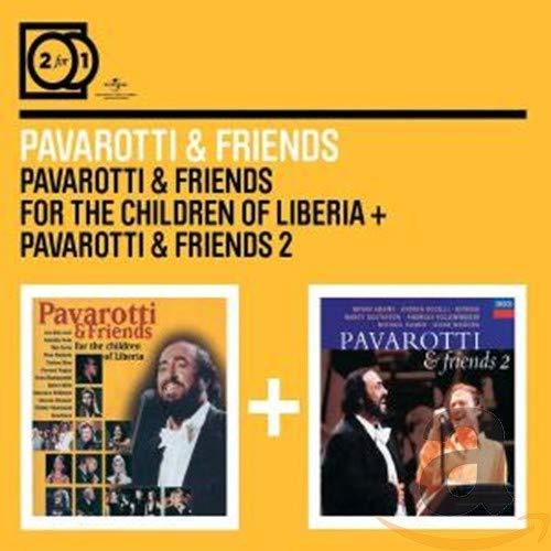 Pavarotti , Luciano - Pavarotti & Friends 1 & 2 (2 for 1)
