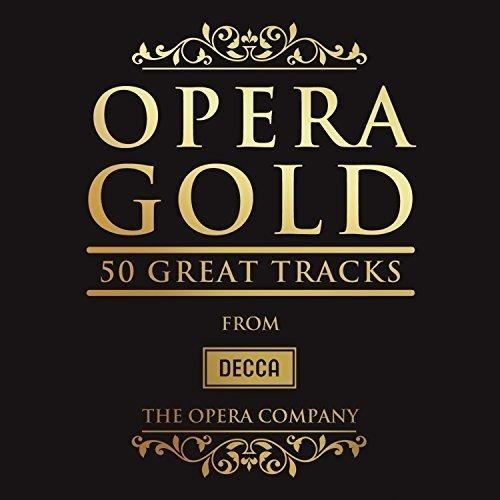Sampler - Opera Gold - 50 Great Tracks from DECCA