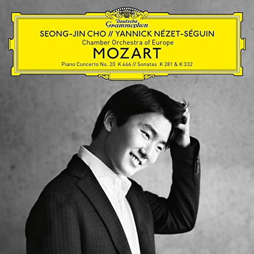 Cho , Seong-Jin & Nezet-Seguin , Yannick - Mozart: Piano Concerto No. 20 K 466 / Sonatas K 281 & K 332