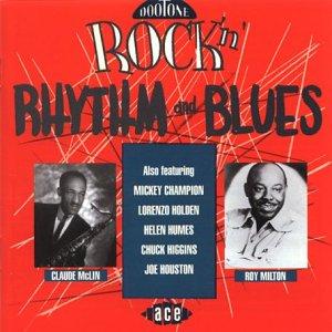 Sampler - Dootone Rock 'N' Rhythm And Blues