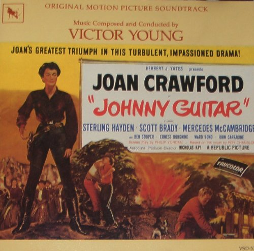 Young , Victor - Johnny Guitar