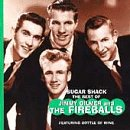 Gilmer , Jimmy & The Fireballs - Sugar Shack - The Best Of