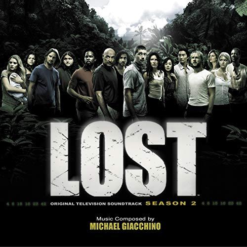 Giacchino , Michael - Lost - Staffel 2