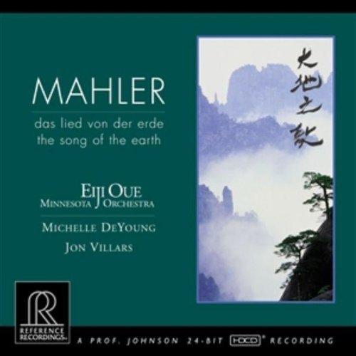 Mahler , Gustav - Das Lied von der Erde (Oue, DeYoung, Villars)
