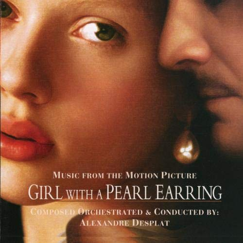 Desplat , Alexandre - Girl With A Pearl Earring