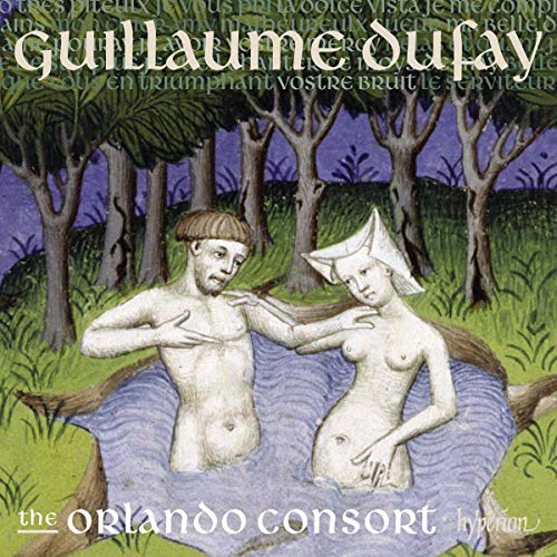 Orlando Consort , The - Guillaume Dufay - Lament For Constantinople And Other Songs