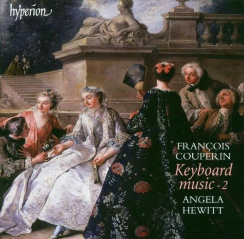 Couperin , Francois - Keyboard Music 2 (Hewitt) (SACD)