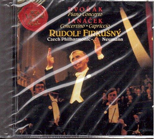 Firkusny , Rudolf & Czech Philharmonic & Neumann , Vaclav - Dvorak: Piano Concerto / Janacek: Concertino; Capriccio
