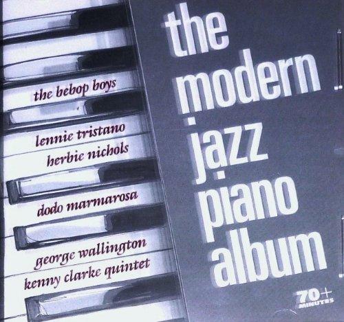 Sampler - The Modern Jazz Piano Album