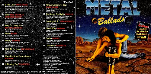 Various - Metal Ballads Vol.1